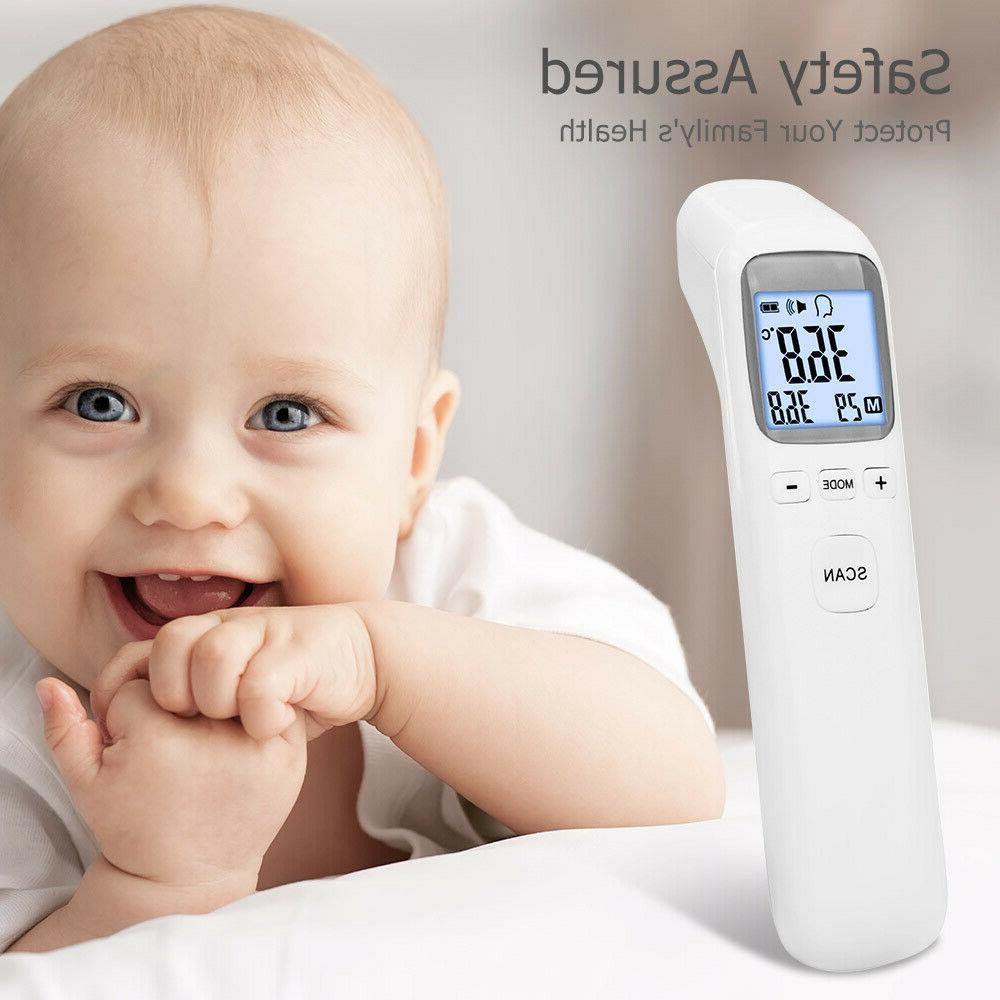 Baby Adult Non-Contact Infrared Digital Thermometer