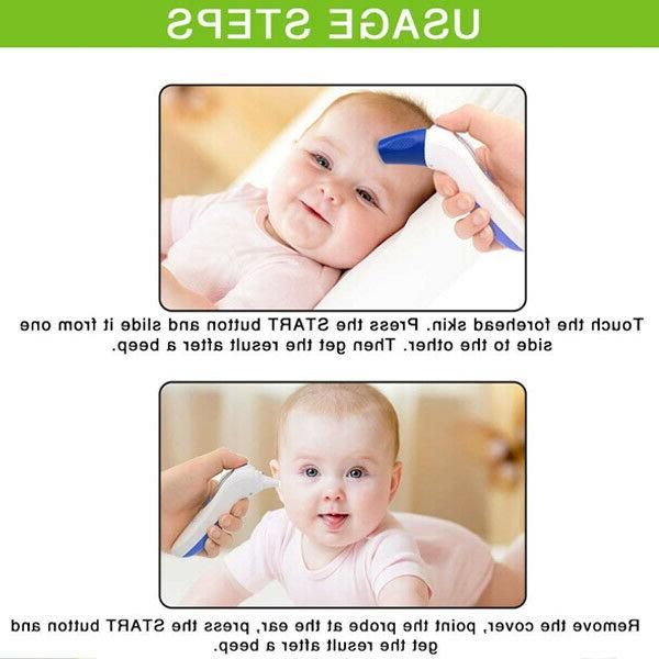 Simplife Adult Ear Thermometer, Digital Infrared