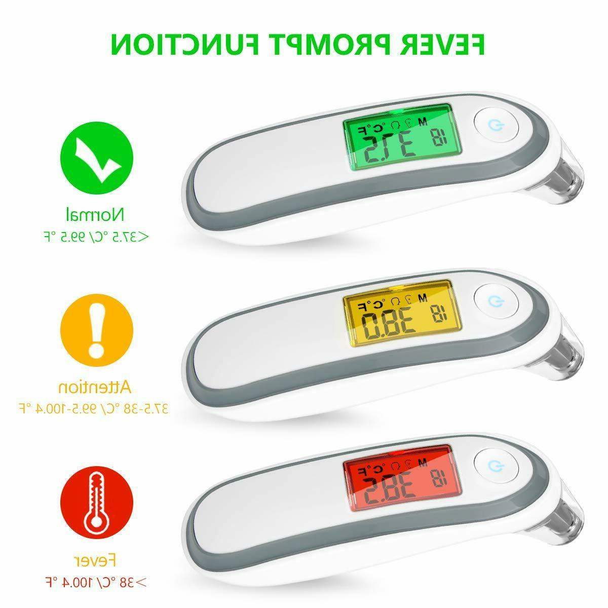 Baby Thermometer Forehead for Digital