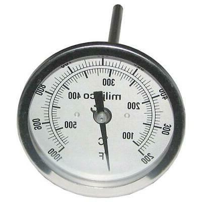 baker s pride m013a oven thermometer w