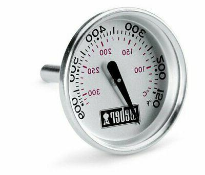 Durable Q Grill Replacement Thermometer Fits Spirit 200 and