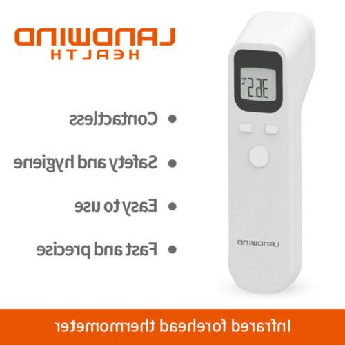CLEARANCE! LCD Thermometer Non-contact