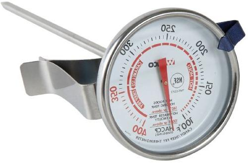 dial deep fry candy thermometer