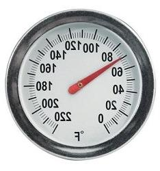 """General Tools and Instruments 8"""" X 2"""" DIAL SOIL THERMOMETER"""