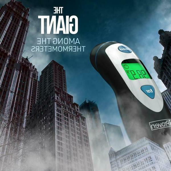 iProven Digital Ear & Forehead Thermometer DMT489 - SHIPPING