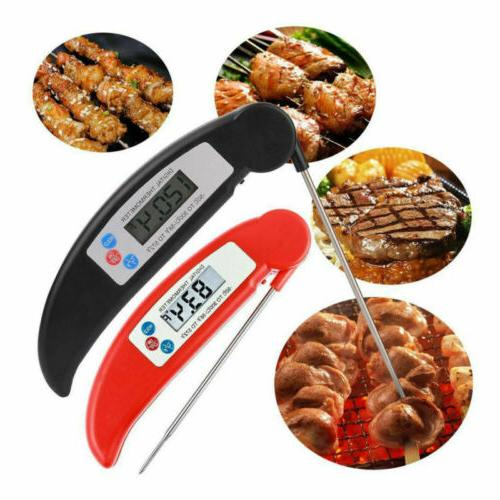 digital food meat cooking thermometer bbq grill