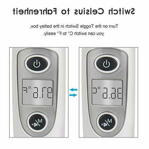 Digital Thermometer Dual Adult Infrared Thermometer