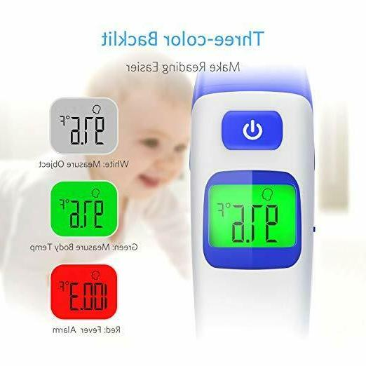 Digital Forehead Baby Kids Body Temperature