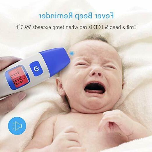 Digital Forehead Baby Kids Body Infrared
