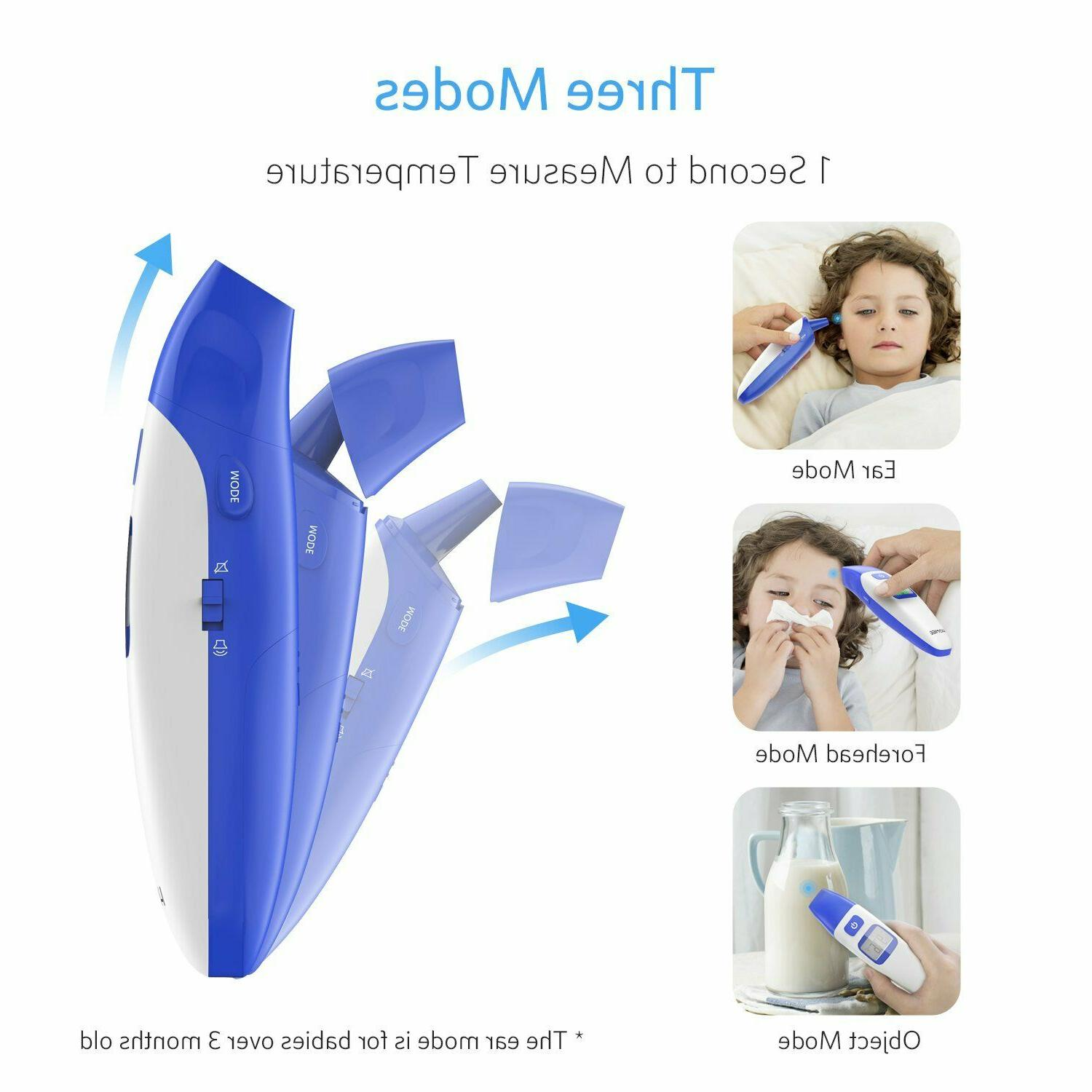Digital Forehead Baby Adult Fever Body Infrared