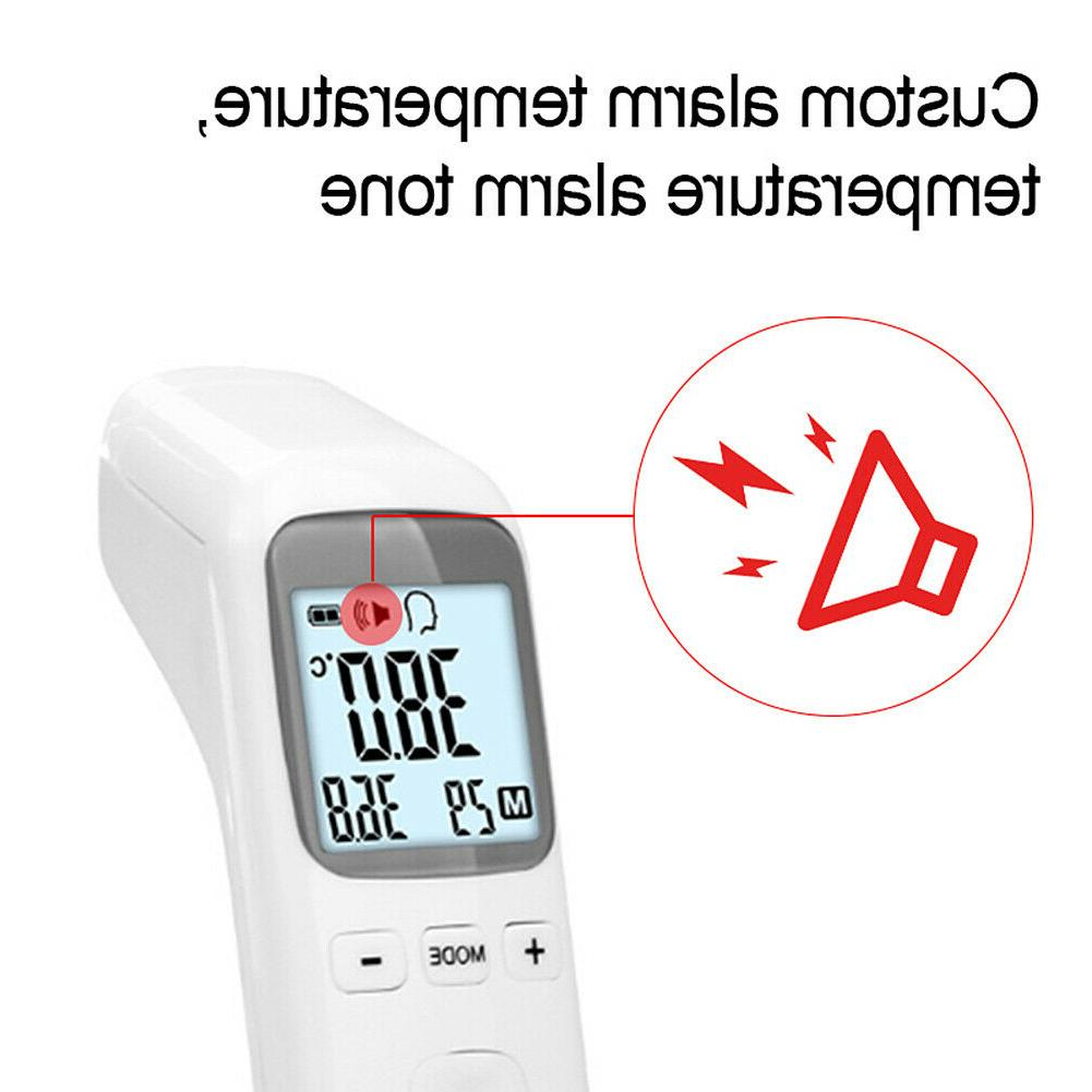Infrared Contact Adult Baby Temperature Body Thermometer