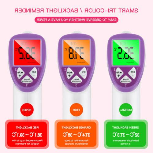 Digital Infrared Thermometer IR For