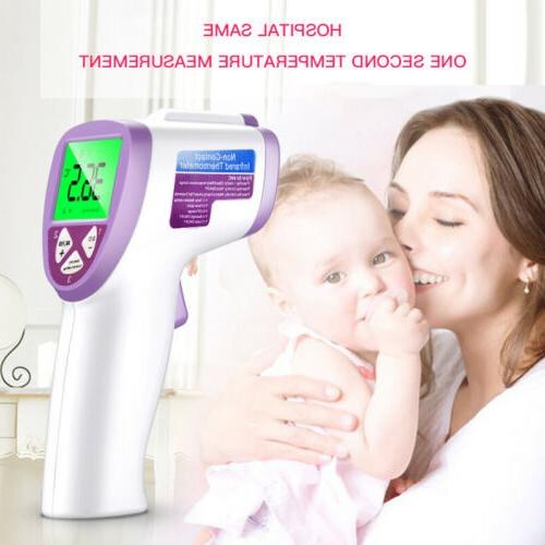 Digital Thermometer IR Body Gun For