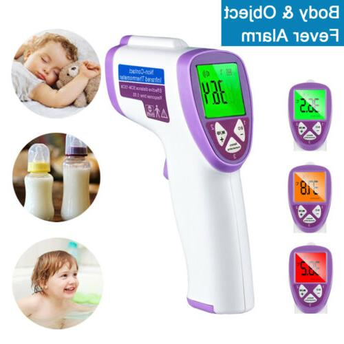 digital infrared thermometer non contact ir body