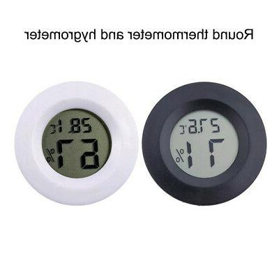 Digital LCD Home Thermometer Hygrometer Temperature Humidity Meter