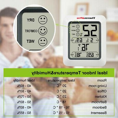 ThermoPro Indoor Thermometer Temperature Meter