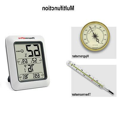 ThermoPro Digital LCD Thermometer Temperature Meter