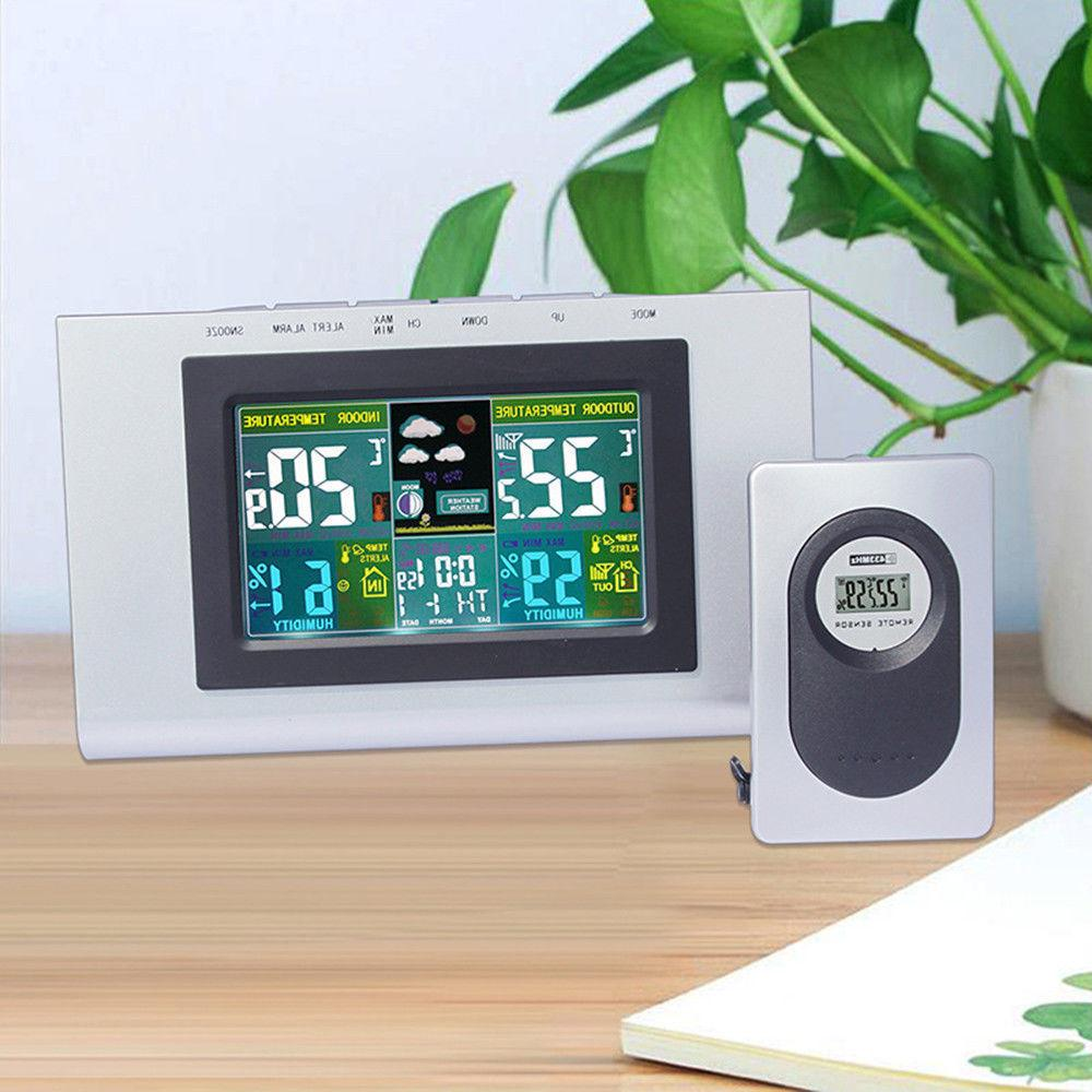 Digital Station Thermometer