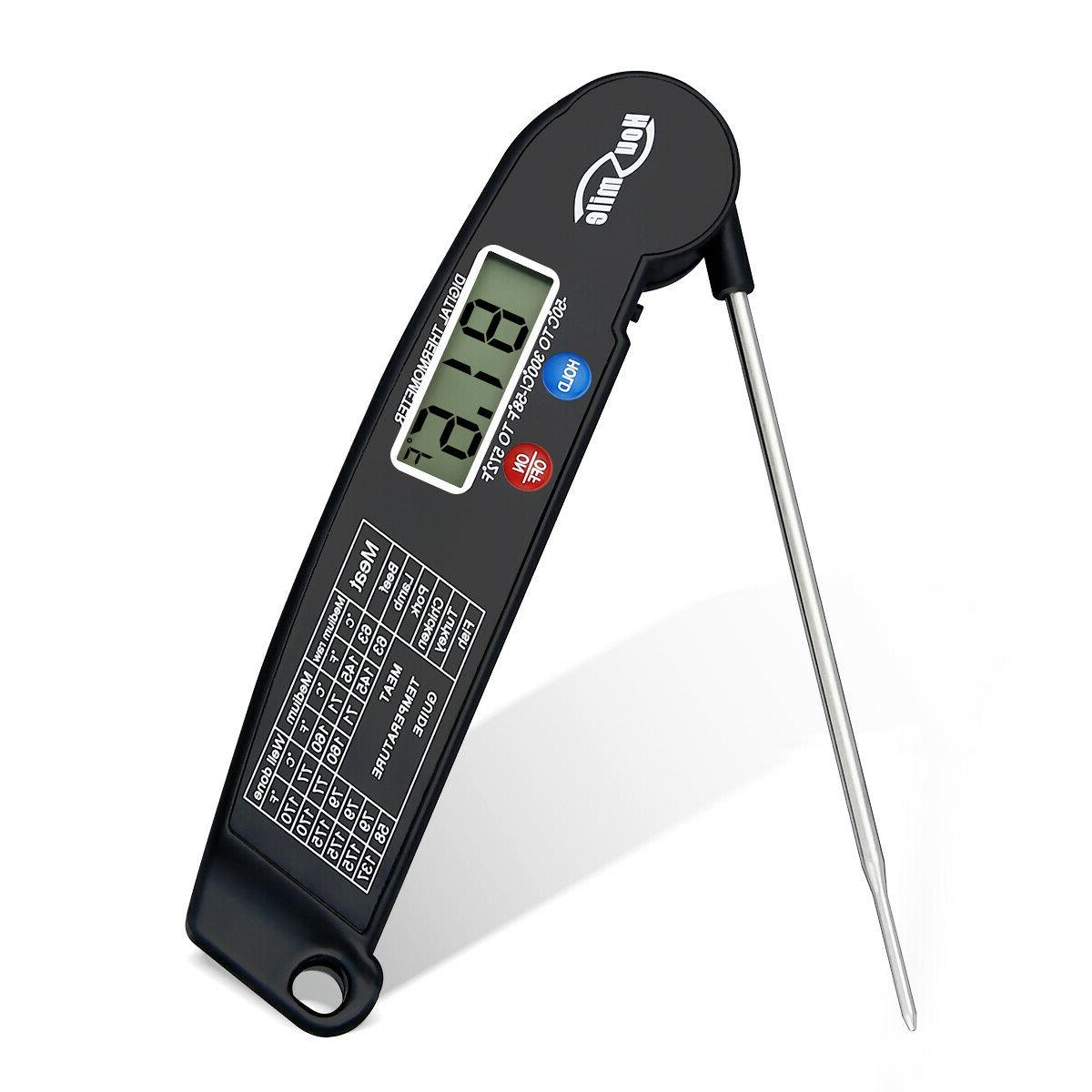 Digital Probe Kitchen Cooking Grill Measure Tool