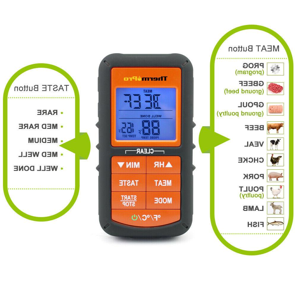 ThermoPro Thermometer BBQ