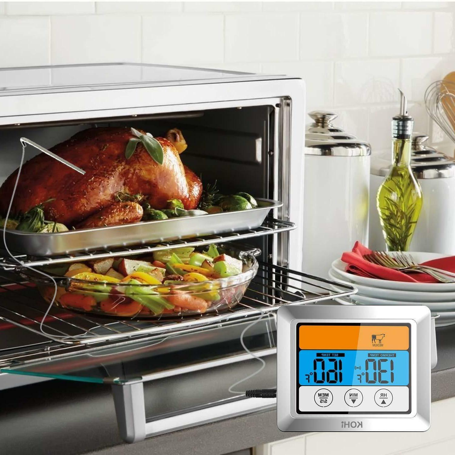 Instant Grill Thermometer