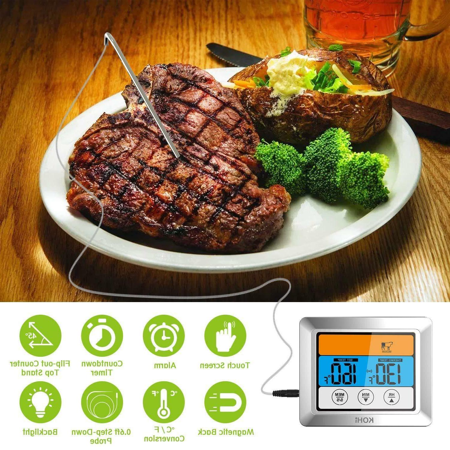 Digital Instant Oven Thermometer