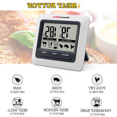 ThermoPro Meat Thermometer for Food
