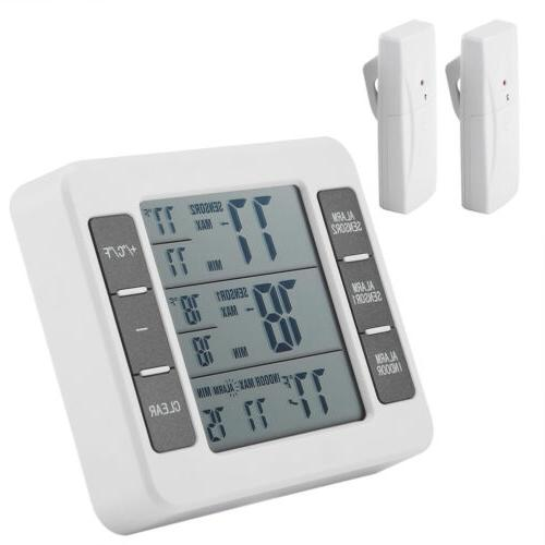 Wireless Thermometer Display