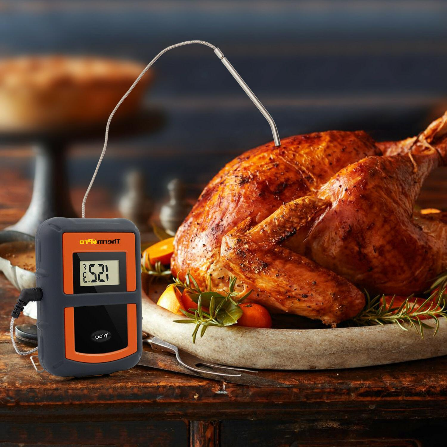 ThermoPro Meat Grill Oven Smoker