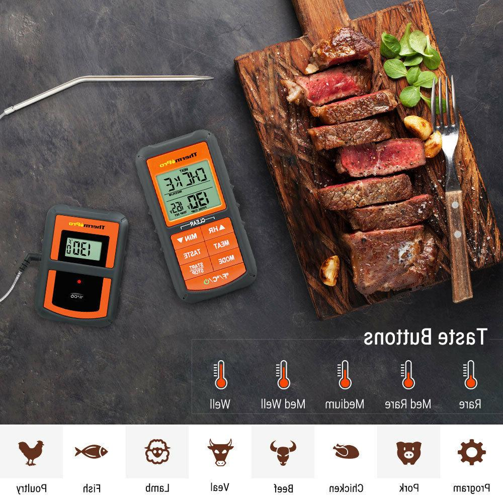 ThermoPro Meat Cooking Thermometer Grill