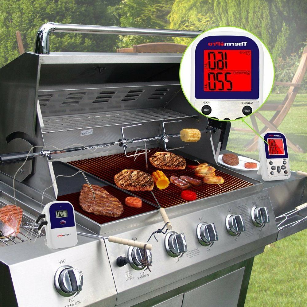 ThermoPro Meat Thermometer Wireless Digital Grill