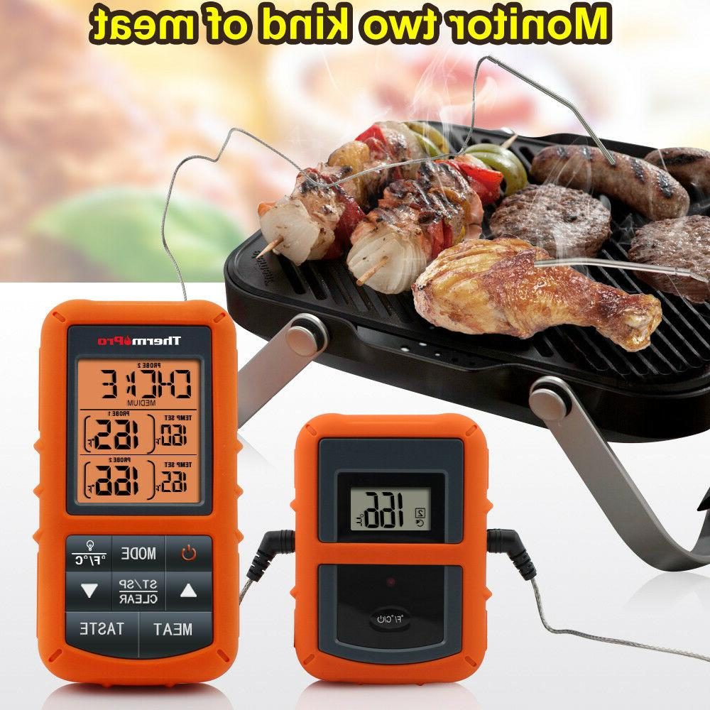 ThermoPro Wireless Cooking Thermometer for Oven