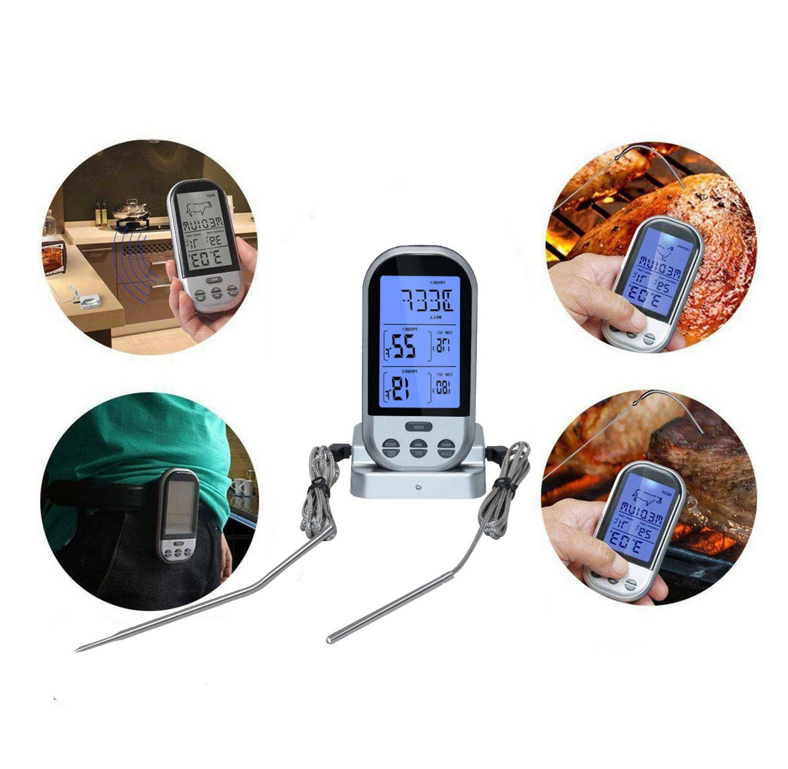 Digital Wireless Remote 2 Meat USA