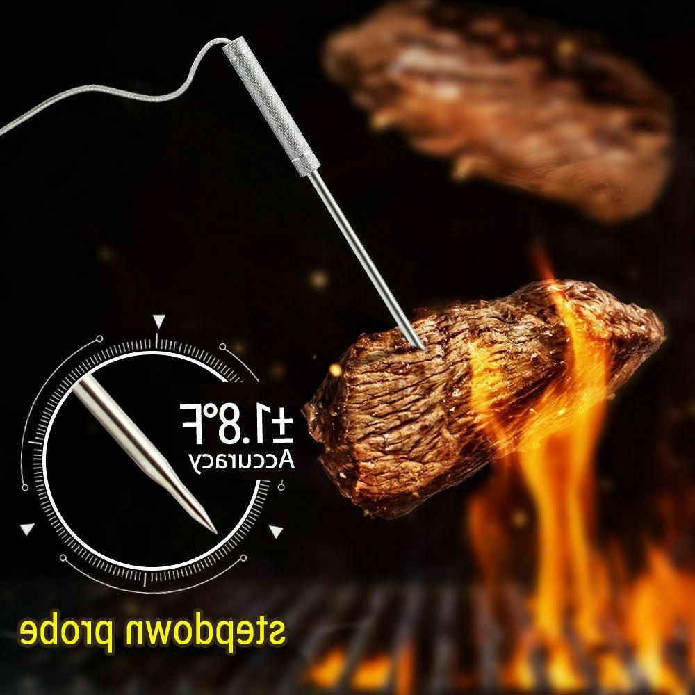 ThermoPro Digital Wireless Remote Meat Dual Probe Cooking TP20