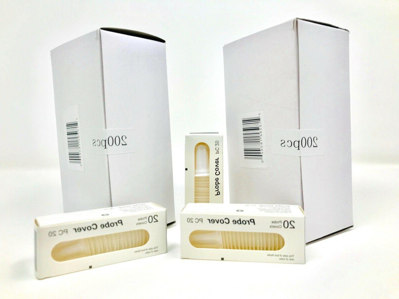 Disposable Probe Lens Filters Fit Ear 200