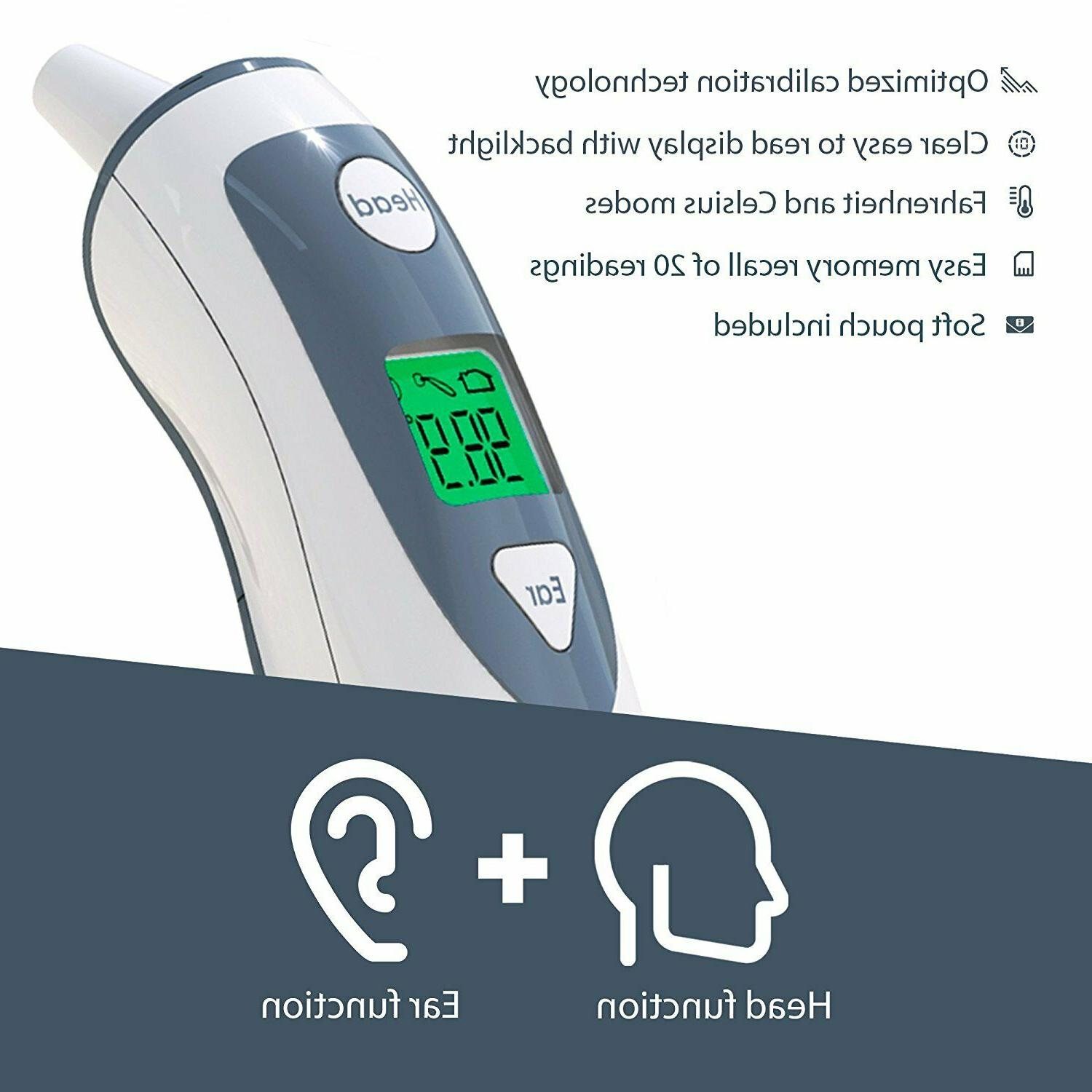 iProven Medical and Thermometer
