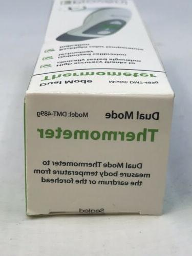 iProven Dual Mode Thermometer For Either Forehead Ear Model