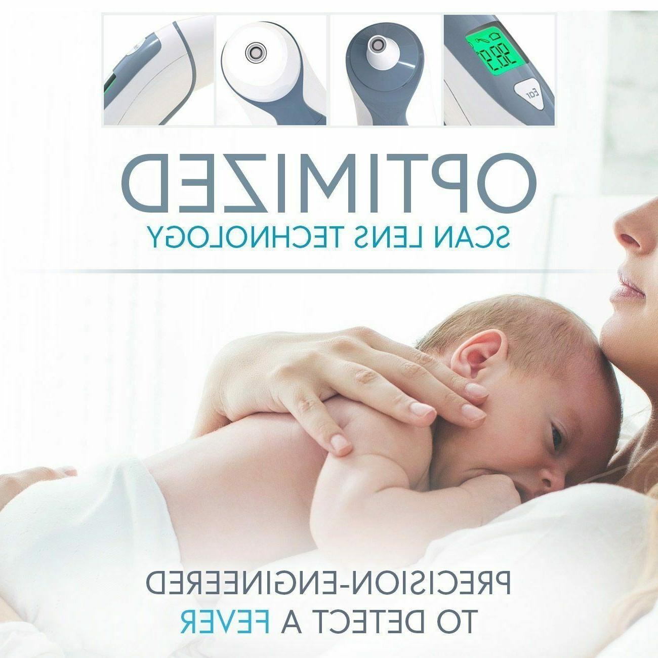 Dual Infant and Thermometer iProven