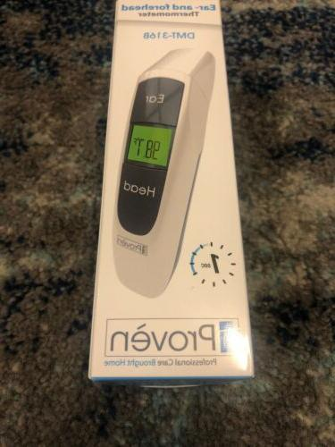 ear and forehead thermometer dmt 316b 1