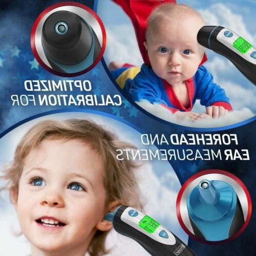 iProven & Forehead Thermometer Fever DMT-489 BL Sealed