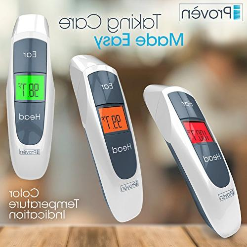 Ear Thermometer - Temperature Adults and - Clinical Ear for Digital Thermometer