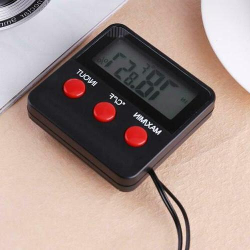 Electronic Thermometer Hygrometer Tester Humidity Temperature