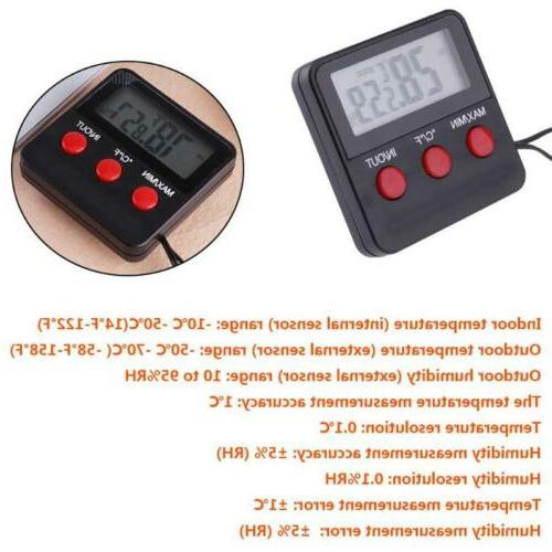 Electronic Hygrometer for Temperature
