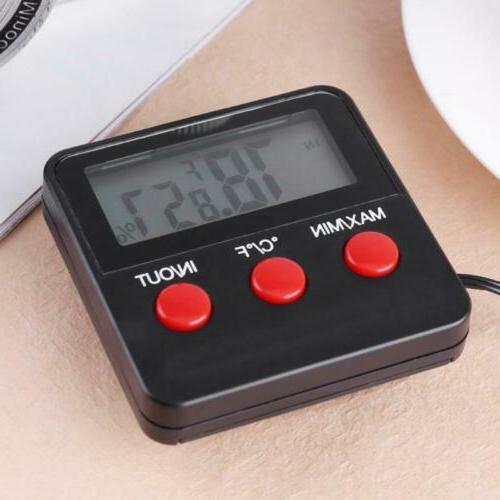 Electronic Thermometer Tester Meter and Temperature