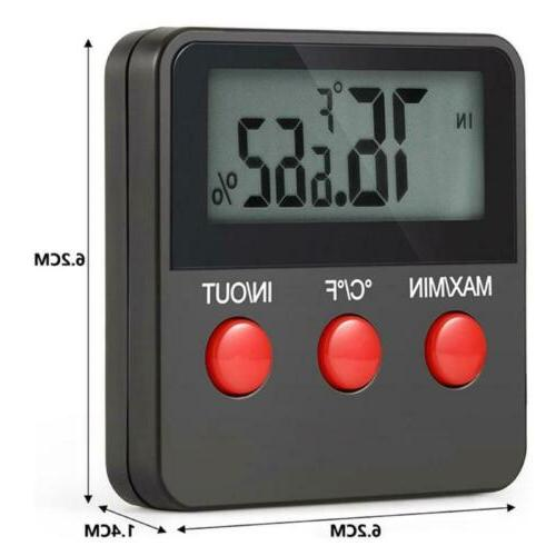 Electronic Thermometer Hygrometer Tester Temperature