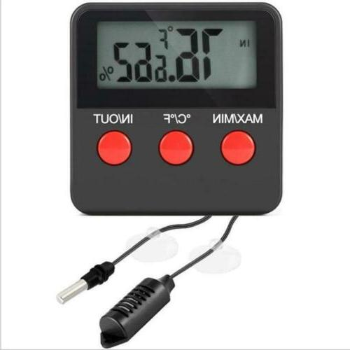 electronic thermometer hygrometer for tester meter humidity