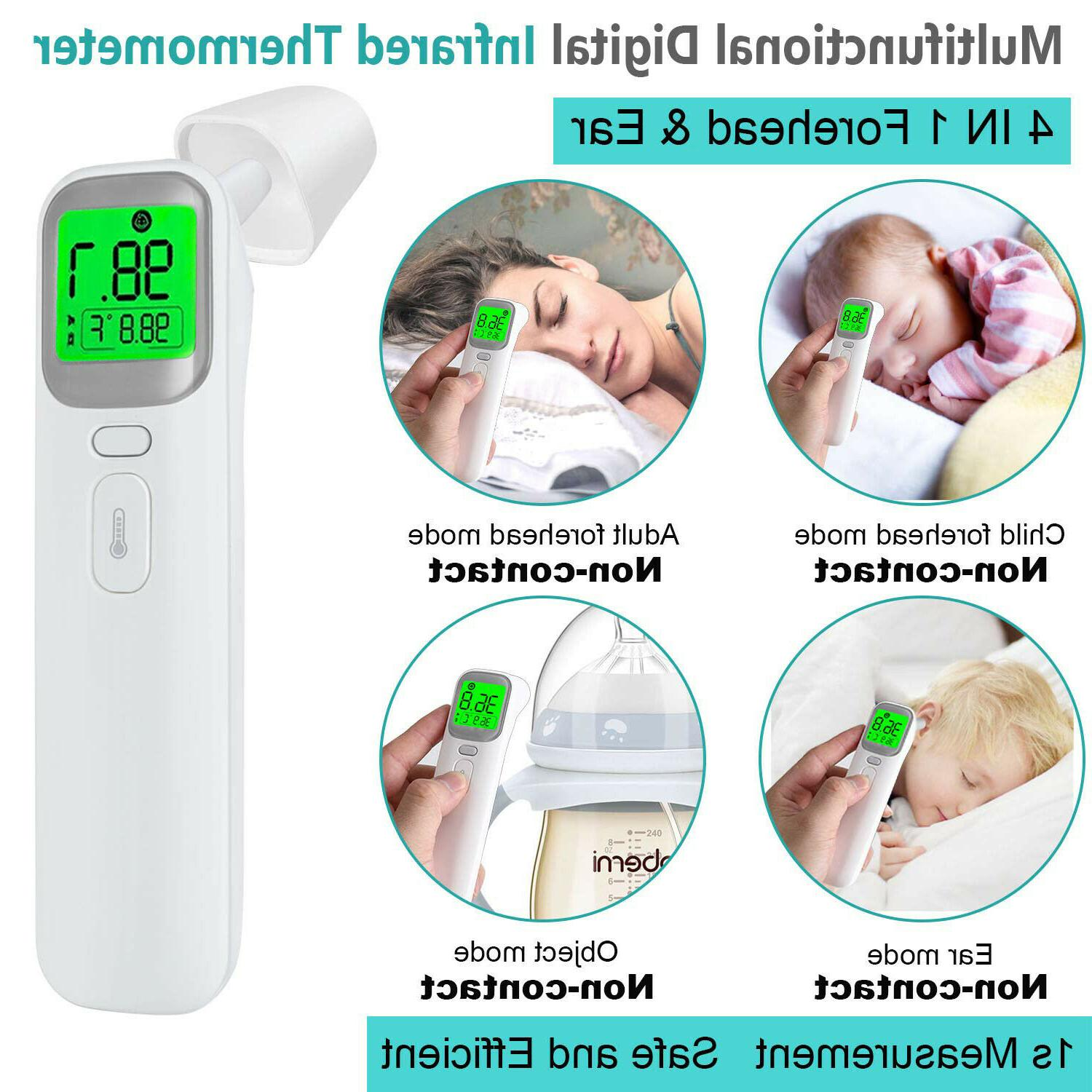 Medical Forehead Thermometer Baby/Adult