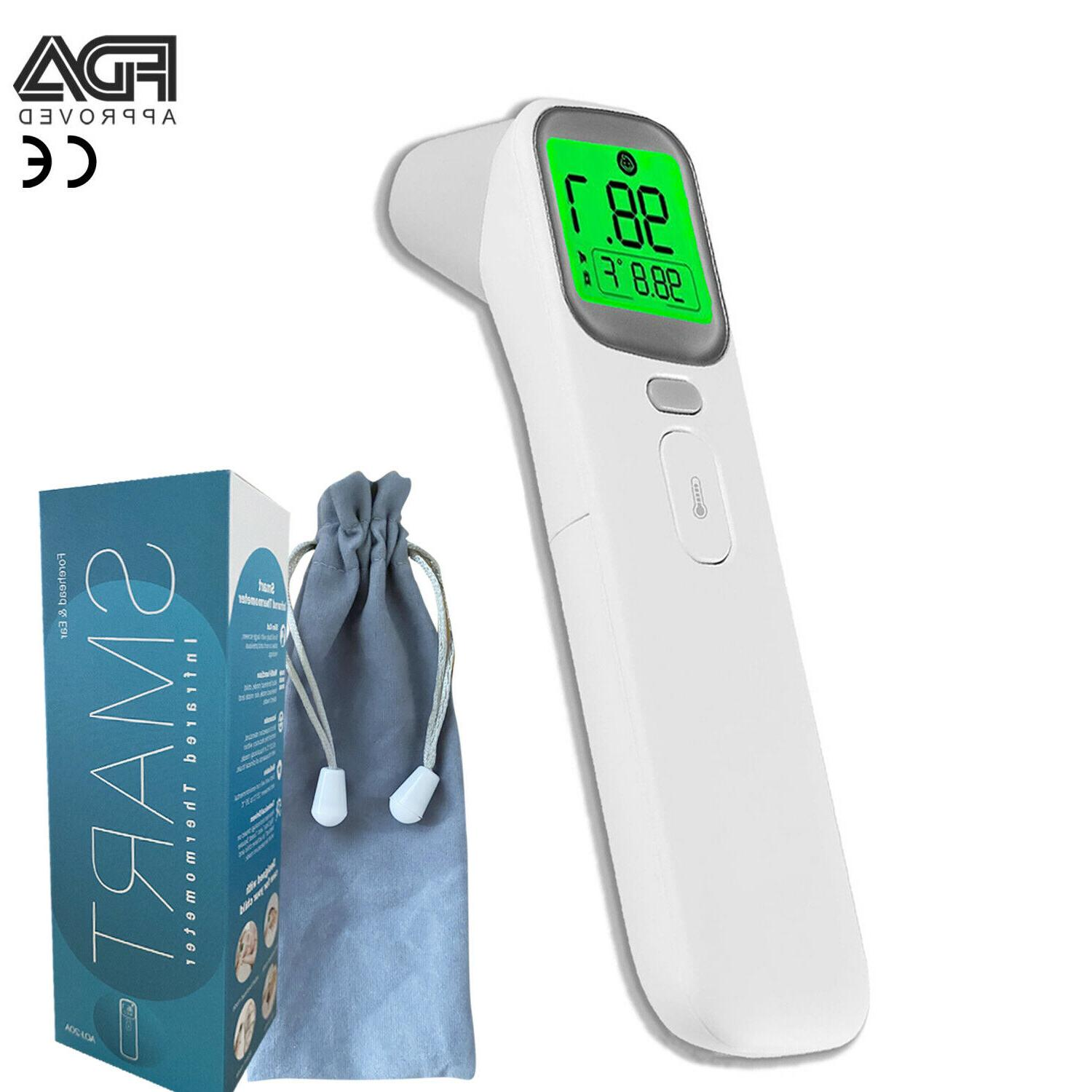 fda non contact infrared thermometer shipped out