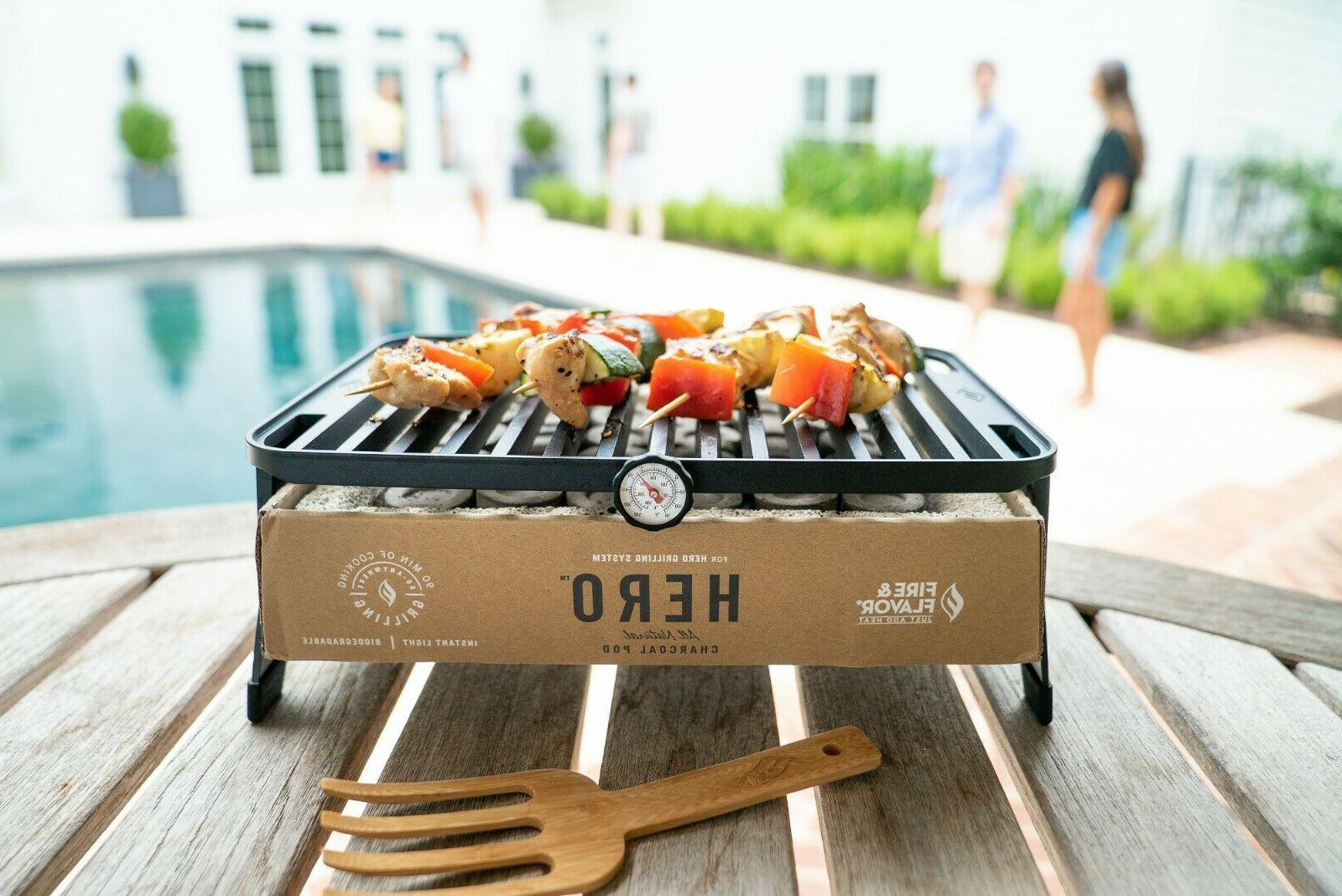Fire Grill System