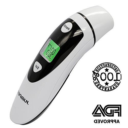 forehead ear fda approved infrared